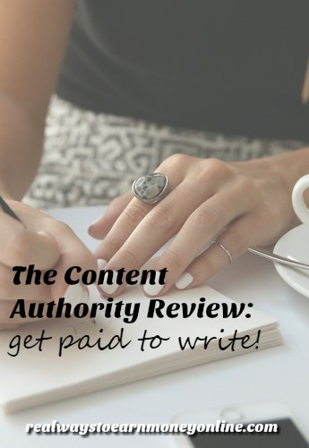 A review of The Content Authority - a popular site for newbie writers that does pay. Unfortunately, they are not always open to new applicants.