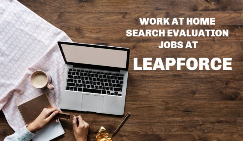 Leapforce Review: Earn Over $13 Hourly Working at Home