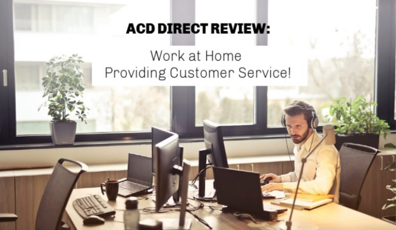 ACD Direct – Get Paid to Work Online Taking Calls/Pledges!