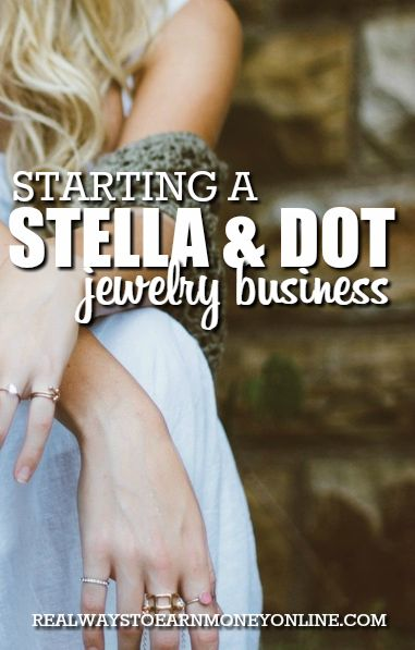 All the details about becoming a Stella and Dot stylist. Is this at-home direct sales jewelry business for you?