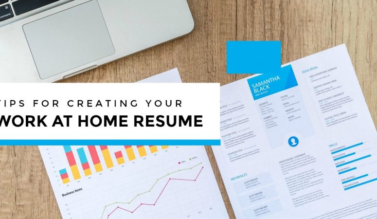 Creating Your Work From Home Resume