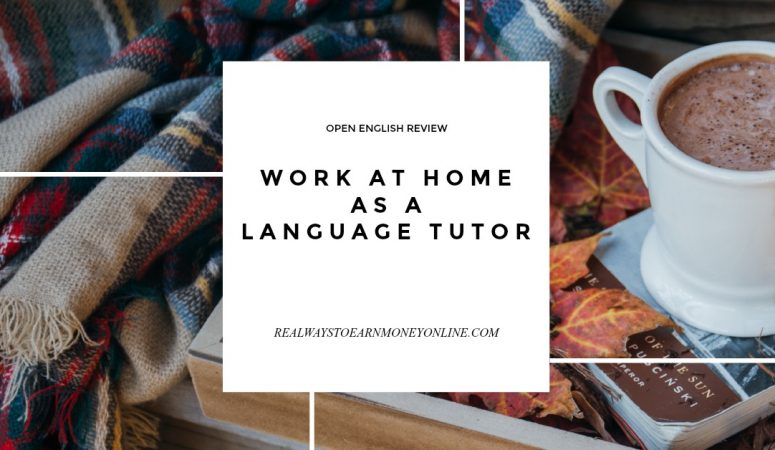Open English Review – Work at Home as a Language Tutor