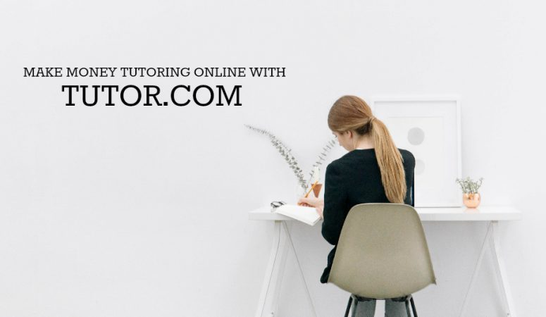 Tutor.com Jobs At Home – How It Works & What It Pays
