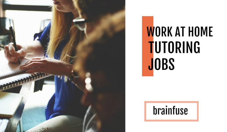 Get Paid to Tutor Students Online With Brainfuse