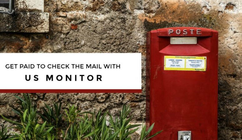 U.S. Monitor Pays You to Check the Mail