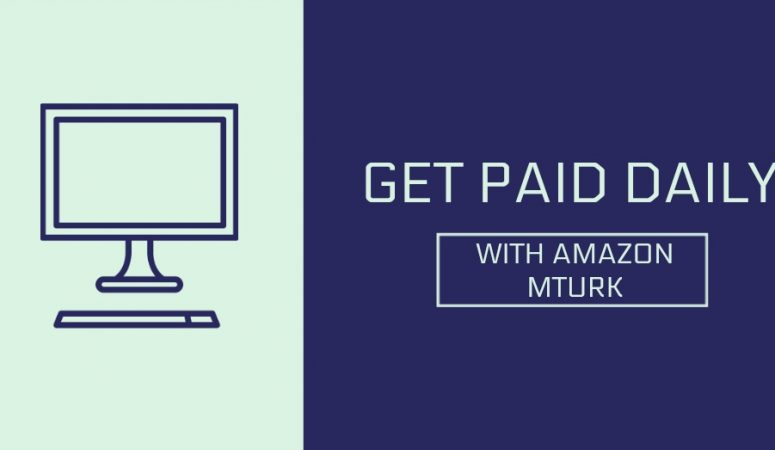 Amazon Mechanical Turk Review – Get Paid For Small Tasks