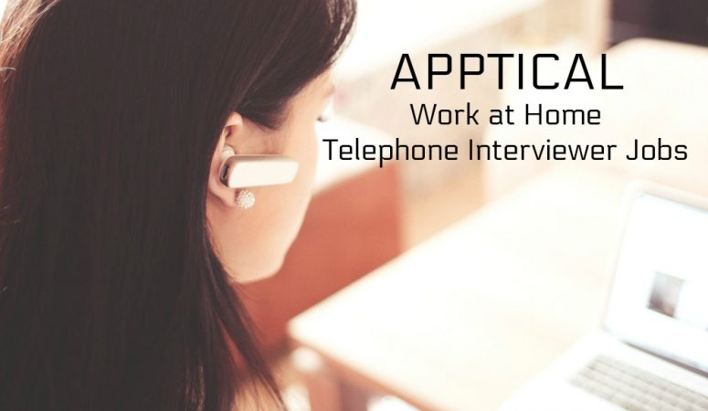 Apptical – Work at Home Customer Service Positions