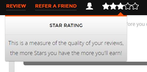 slice the pie stars