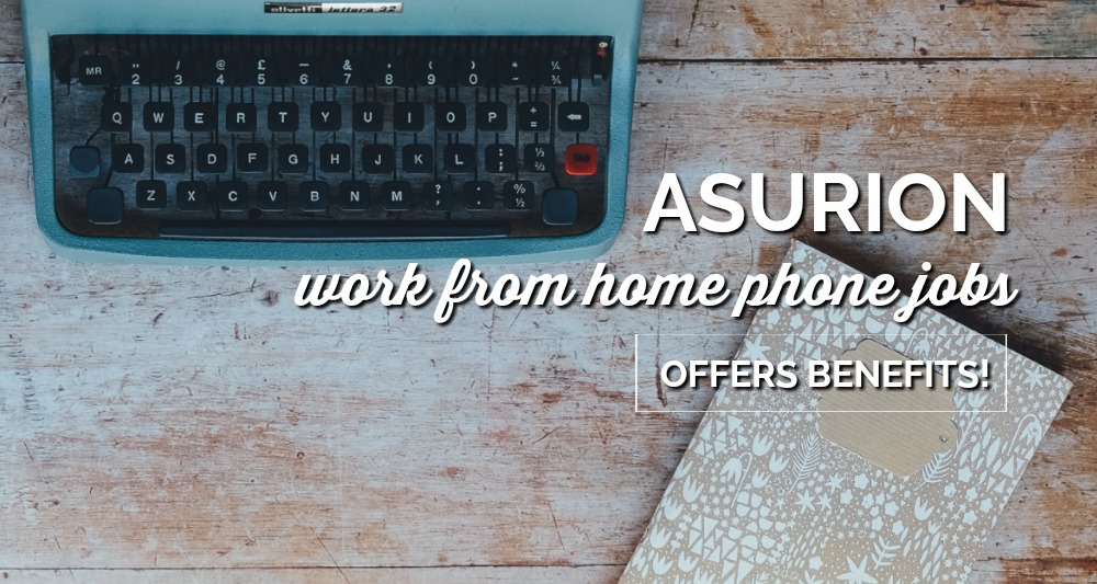 asurion work from home pay asurion work from home call center jobs earn 11 hourly 6422