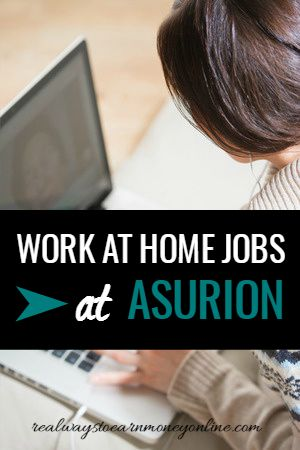 Work at home jobs at Asurion -- read the full review, including info on how much they pay and where to apply.