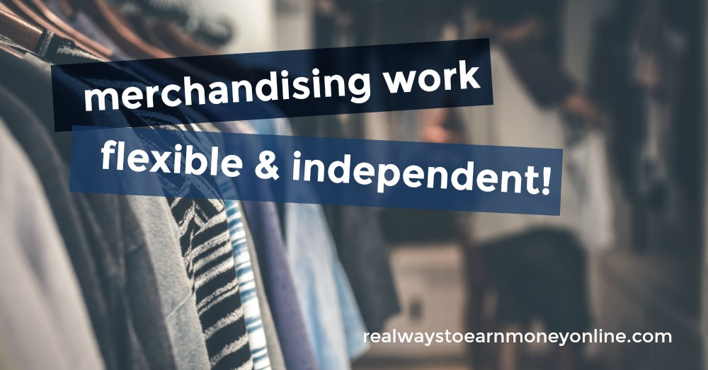 Find Flexible Independent Jobs As A Product Merchandiser