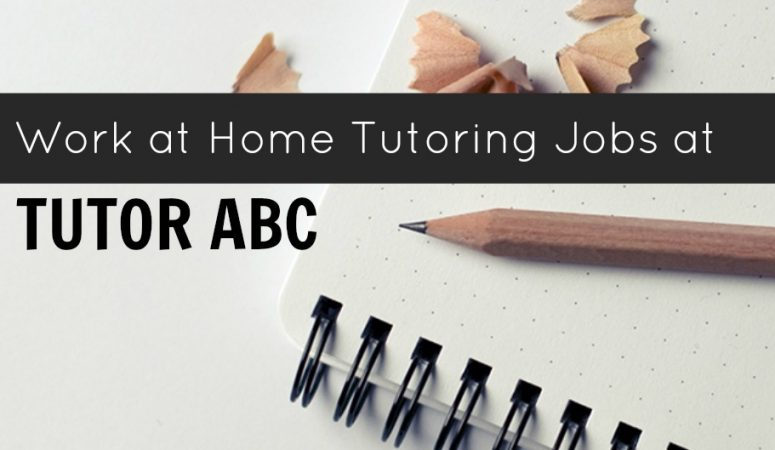 Work at Home Teaching the English Language With TutorABC