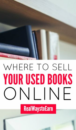 Wondering where to sell used books online? Here are some options, both online and offline.