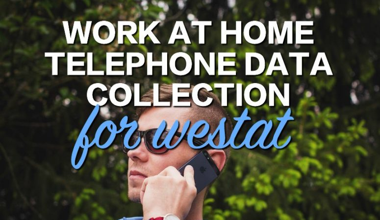 Westat Work From Home Jobs – Telephone Data Collection
