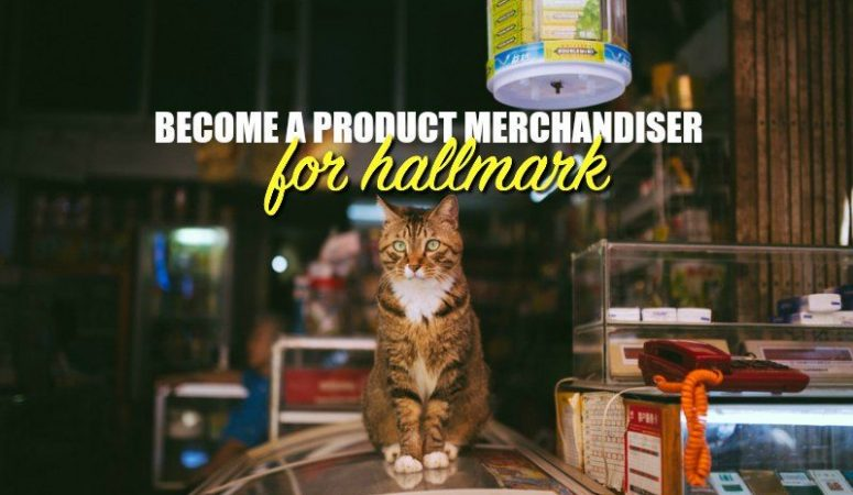 Become a Merchandiser For Hallmark – Flexible Work