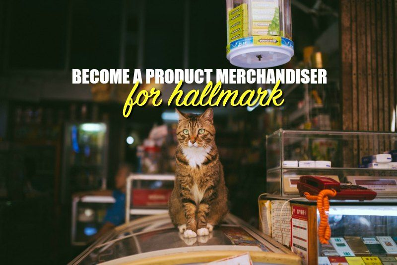 Become a hallmark merchandiser flexible independent work m4hsunfo