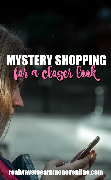 Legitimate mystery shopping opportunities with A Closer Look.