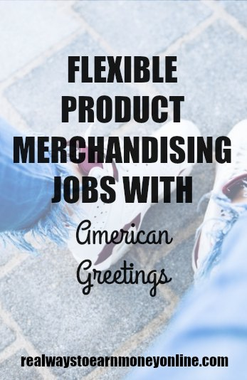 Flexible product merchandising jobs with American Greetings.
