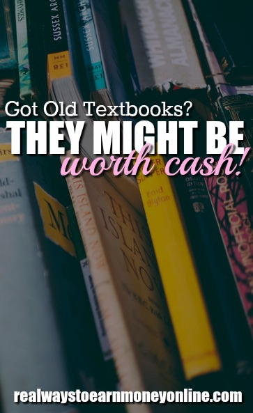 Did you know you can get cash for textbooks? eCampus is one reputable site that will pay you for used textbooks in good condition.