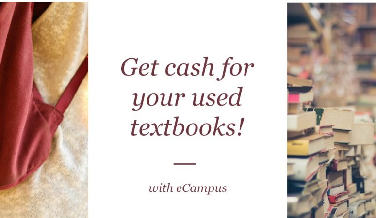 How to Get Cash For Textbooks With eCampus.com