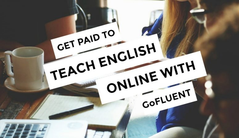 Get Paid for ESL Tutoring From Home at GoFLUENT