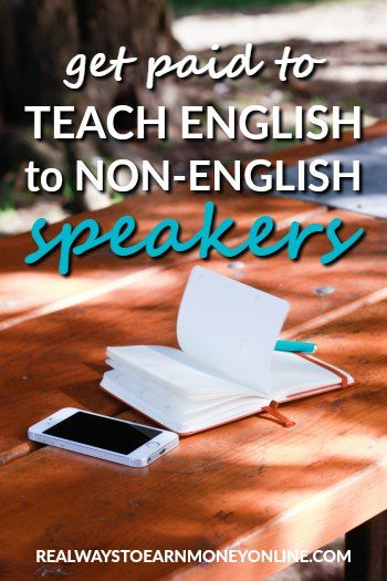 How to get paid to teach English to non-English speakers with GoFLUENT (and work from home).