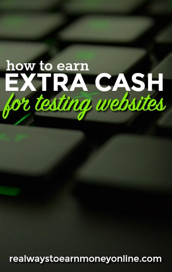 How to get paid to test websites for Userlytics. Earn $10 per test.