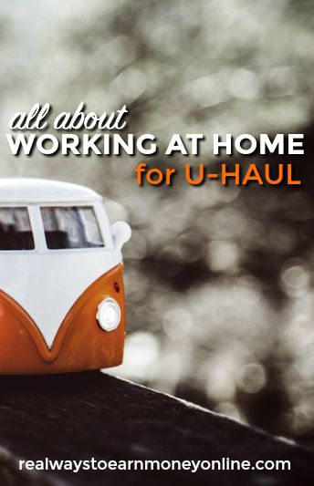 Are you looking for U Haul work from home jobs? They often hire sales and reservation reps nationwide.