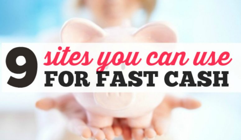 Earn Fast Cash Online – 9 Legit Sites To Try