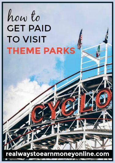 Amusement Advantage review - Get paid to visit theme parks as a mystery shopper!
