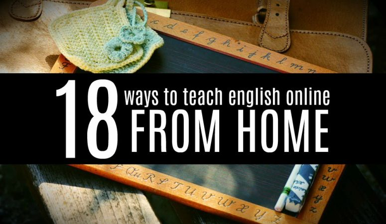 Teach English Online At Home – 18 Companies That Pay!