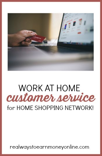 Home Shopping Network jobs - all about working from home as a sales or customer service agent for this company.