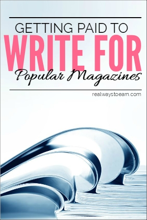 Here's a list of well-known magazines that regularly accept freelance writing and/or photography submissions. Your skills will need to be very above average to get our work considered, but the pay is usually well worth it if you can.
