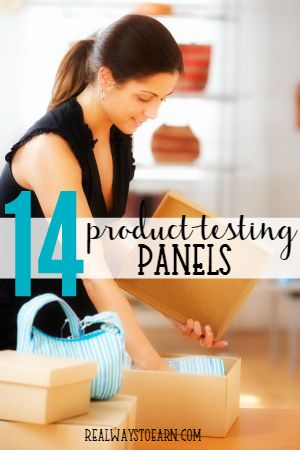 14 ways to do product testing from home! #producttesting #freebies #freestuff #freesamples