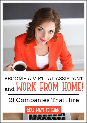 do you want to be a virtual assistant and work at home there are a - Real Virtual Assistant Jobs