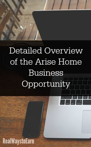 Arise work from home review - how does it work?