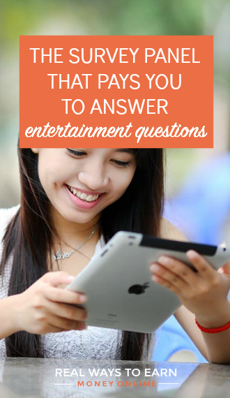 Get paid to answer survey questions on entertainment and other fun topics with Epoll.