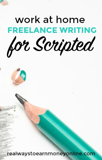 Scripted review - Is this work at home freelance writing site worth your time?