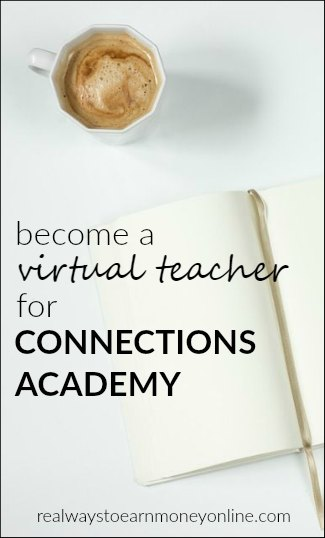 Do you have a teaching degree? You may be able to get a job teaching at home for Connections Academy.