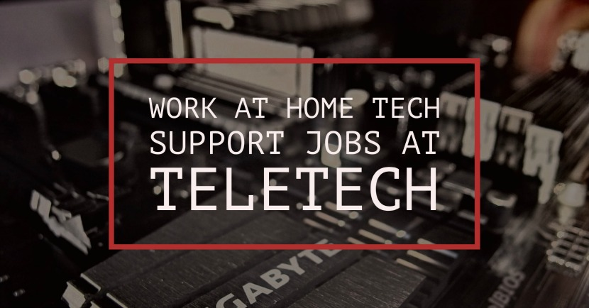 Teletech Review Work At Home Tech Support Jobs
