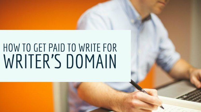 How to Get Paid to Write For Writer's Domain