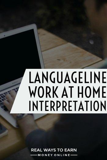 Find work at home interpretation jobs at LanguageLine.