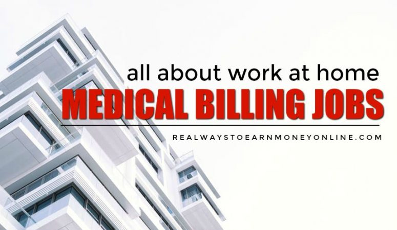 Medical Billing From Home – What It Is And What It Pays