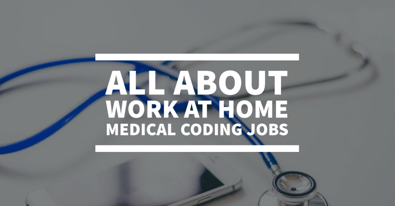 Medical coding jobs from home salary