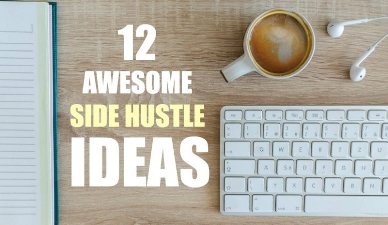 Side Hustle Ideas For Work From Home – 12 Legit Options!