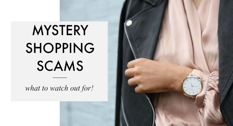 Mystery Shopping – A Legit Industry, But Beware Of These Scams!