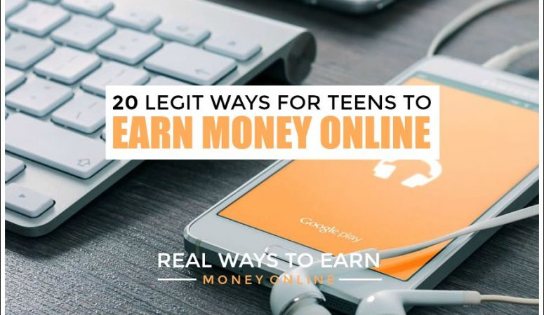 Online Jobs For Teens – 41 Sites to Sign Up With Today!