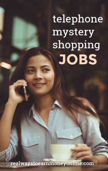 Telephone mystery shopping jobs at ARC Consulting. Work from home positions.