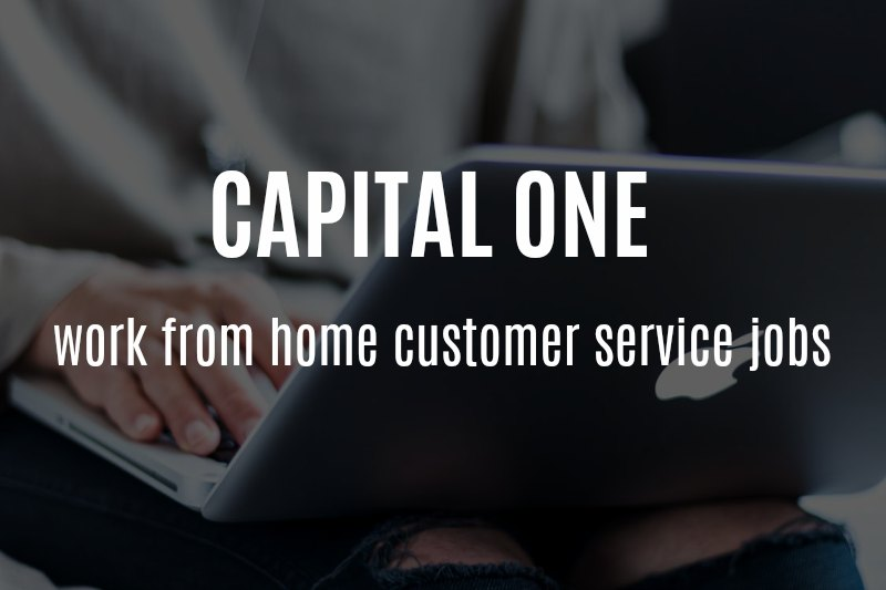 capital one jobs work from home capital one work from home jobs make 13 hourly 8314