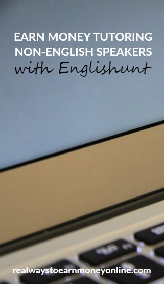 Get paid to tutor non-English speakers with Englishunt.